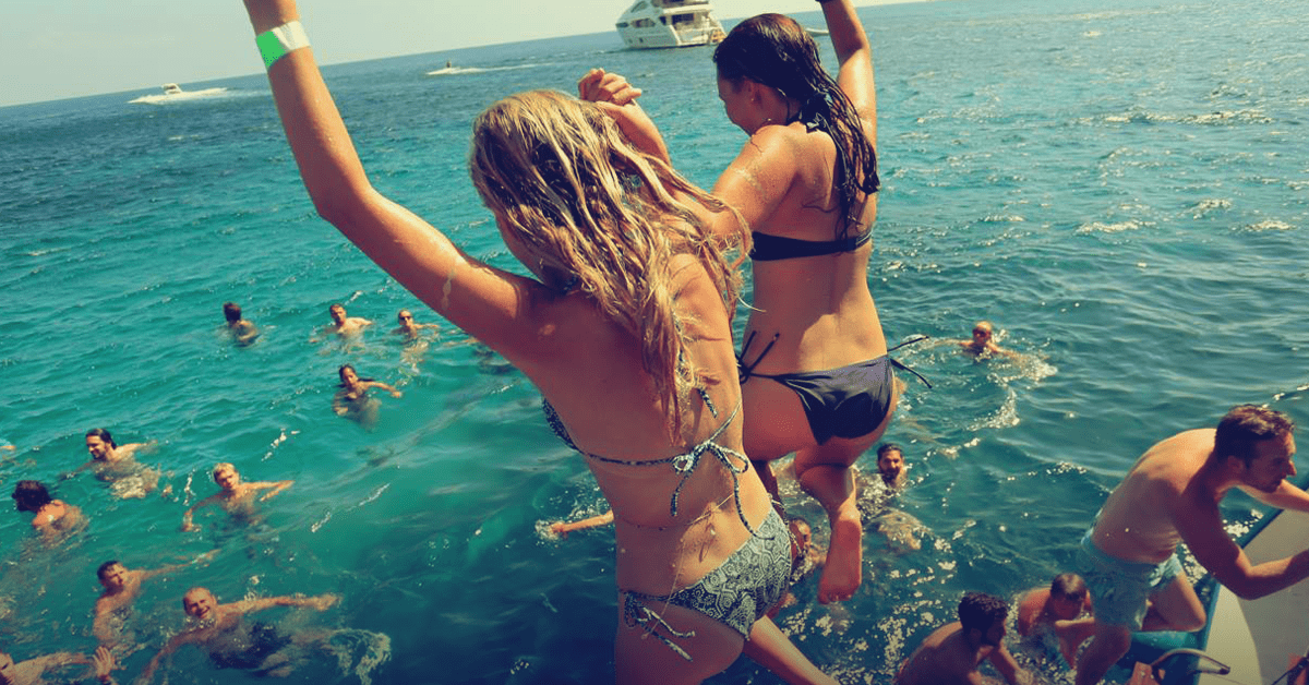Jump In - Summer Takeover