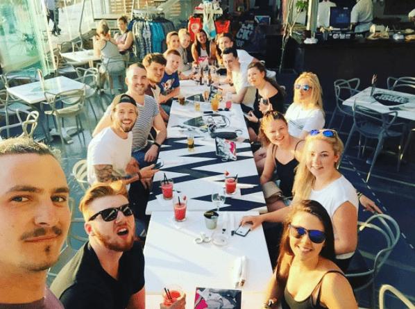 Work in Ibiza
