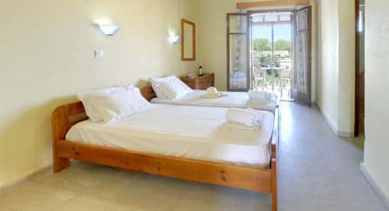 Kavos Accommodation