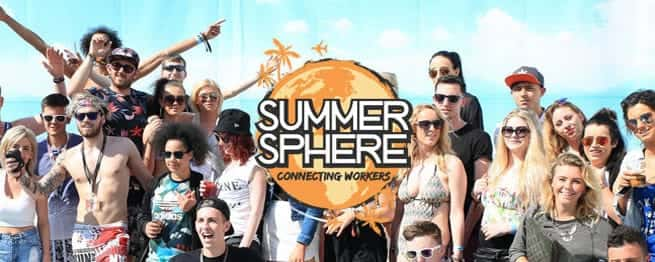 SummerSphere Connect with other workers