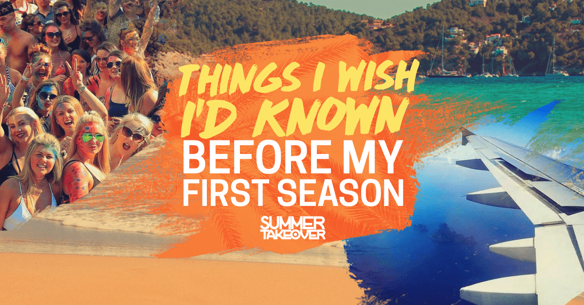 Things I Wish I'd Known Before My First Season