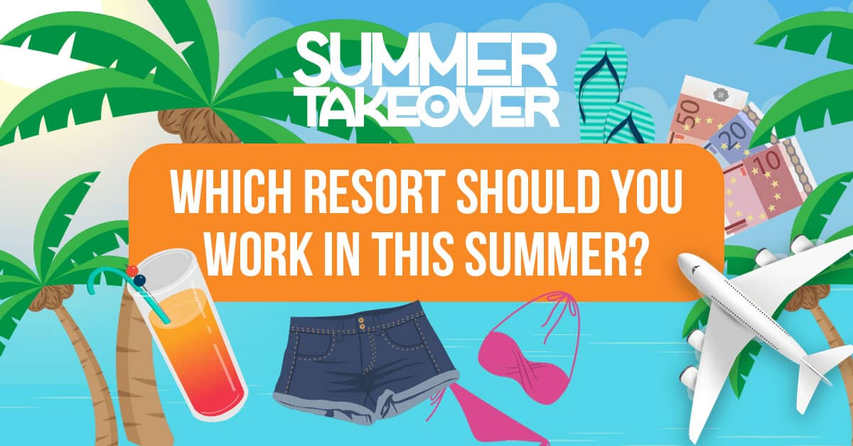 Which Summer Takeover Resort is For Me?